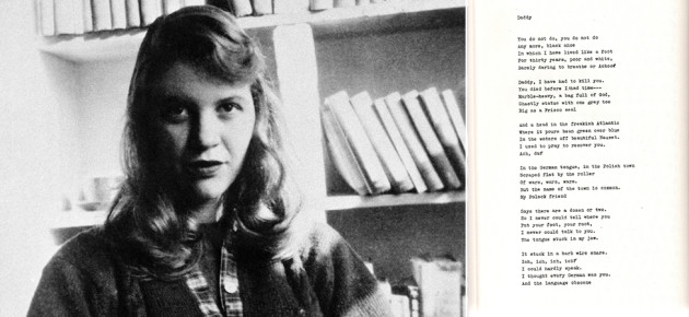 Hear Sylvia Plath Read Her Poem,