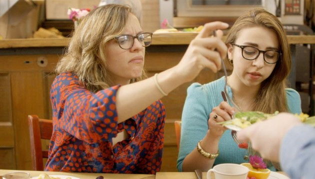 This Web Series Is Part Sitcom, Part Cooking Show