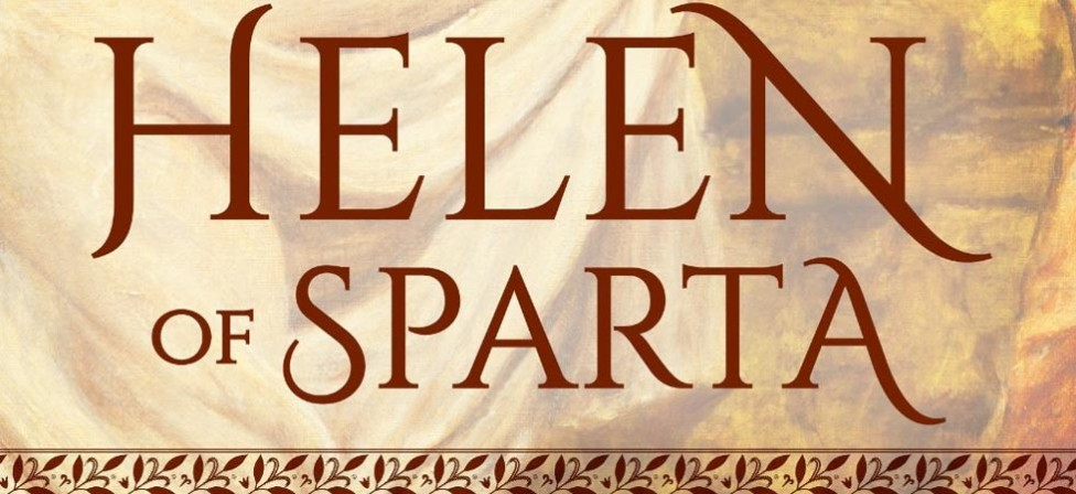 """Get Up Close and Personal With Ancient Greek Heroines in """"Helen of Sparta"""""""