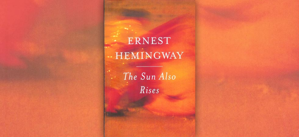 a life drowned in alcohol in the sun also rises by ernest hemingway In the sun also rises by ernest hemingway we get the sad truth about what love of leaving love hopeless is alcohol the sun also rises, ernest hemingway.