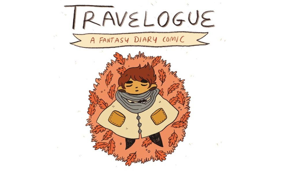"Aatmaja Pandya's ""Travelogue"" Paints a Different Kind of Fantasy Landscape"