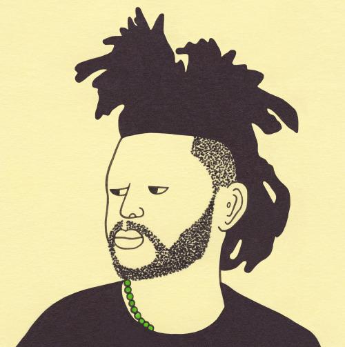 What Happens When Hip-Hop and Doodle Art Combine