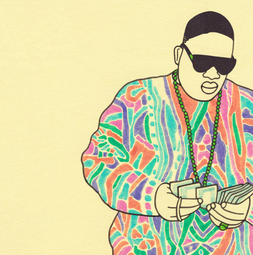 What Happens When Hip-Hop and Doodle Art Combine