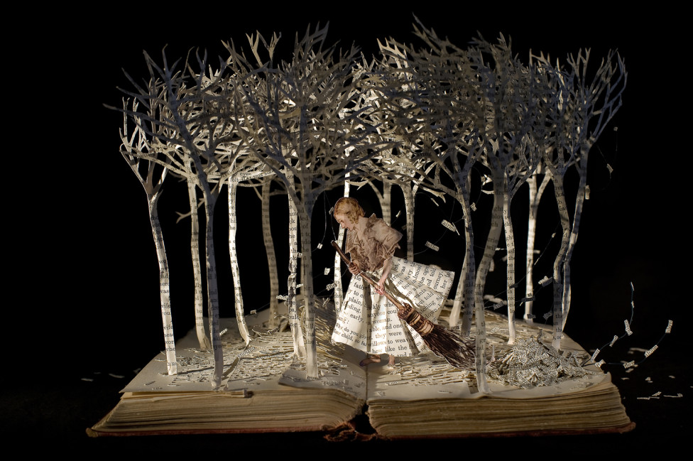 "Sue Blackwell's Books Are Exactly What Adult ""Pop-Up"" Books Should Be"