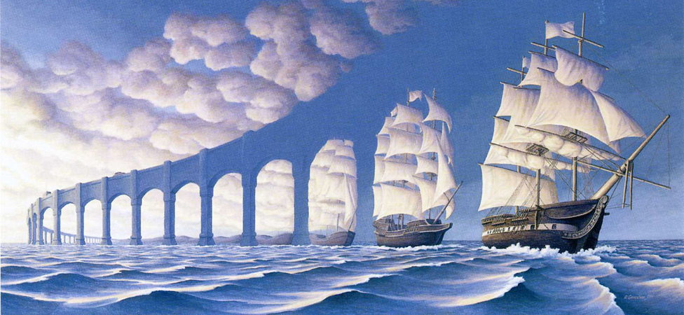 Delve Into Illusional Fine Artist Rob Gonsalves