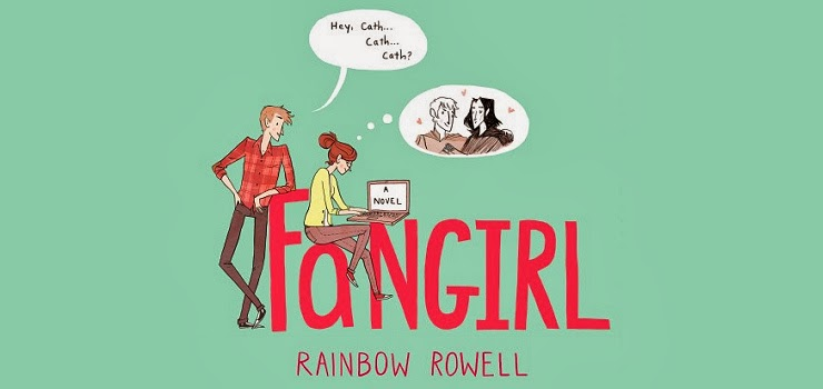 "Unleash the Whimsy of Your Inner Geek With ""Fangirl"" by Rainbow Rowell, Author of ""Eleanor and Park"""