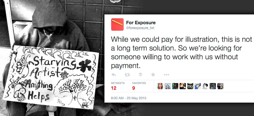 For Exposure: A Depressing Look at How Little Folks Value That Art Degree