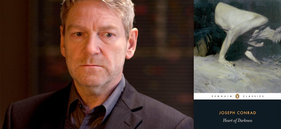 "Experience the Original ""Apocalypse Now"" With Kenneth Branagh's Reading of ""Heart of Darkness"""