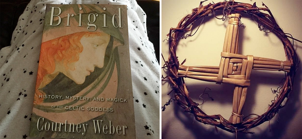 "Discover an Ancient Goddess's Wisdom in ""Brigid: History, Mystery, and Magick of the Celtic Goddess"
