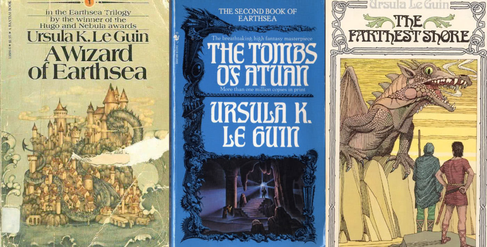 ursula k le guin essays on fantasy