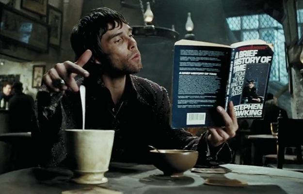 A Tumblr That Chronicles What All Your Favorite Movie Characters Are Reading