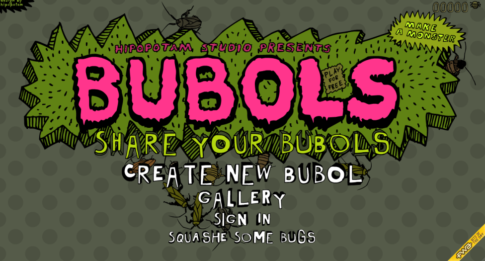 Bubloe's Social Monsters Are the Best Way to Kill Time (and Each Other) Online