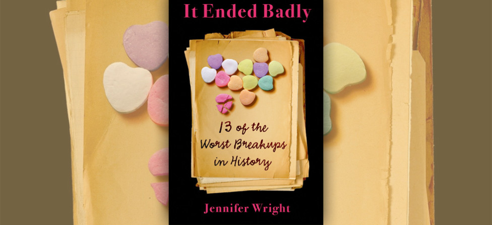 """It Ended Badly"" Puts Your Worst Breakup In Perspective"