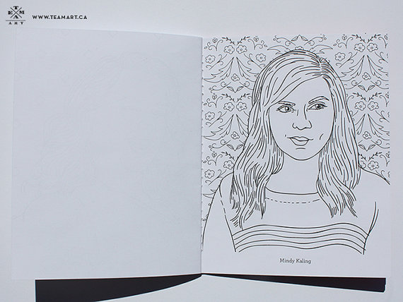 These Tiny Coloring Books for Adults Let Your Relive Your Childhood Years