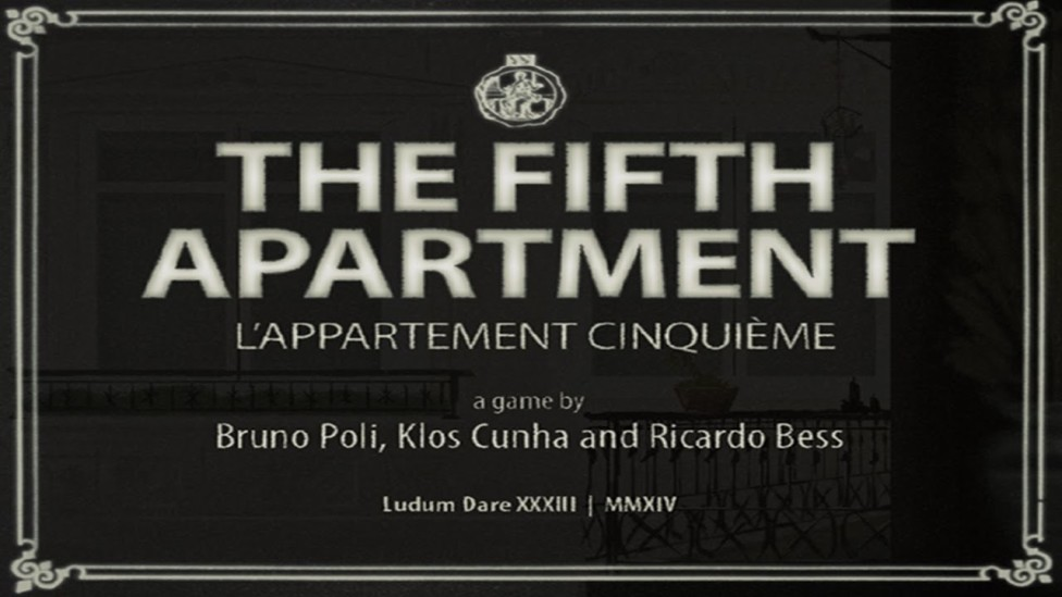 "Play An Old Woman Slowly Going Mad in ""The Fifth Apartment"""
