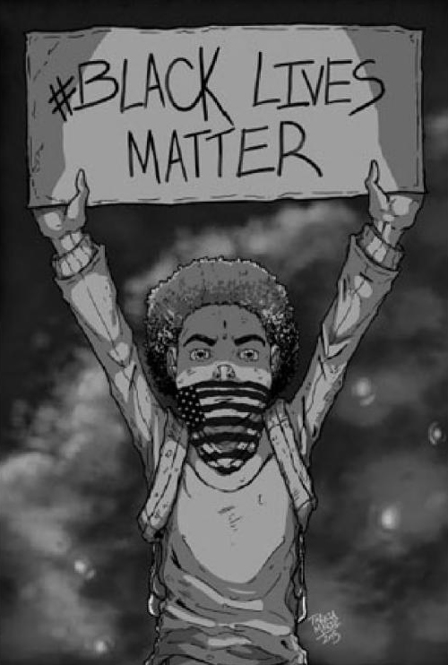Artists Against Police Brutality: A Comic Book Anthology