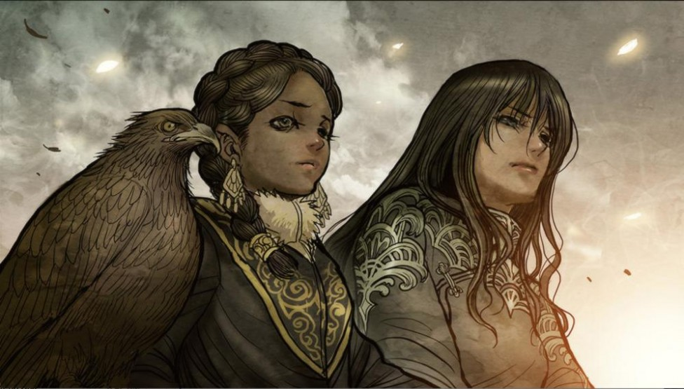 """Monstress"" Weaves a Dark Tale About One Woman's Desire for Revenge"