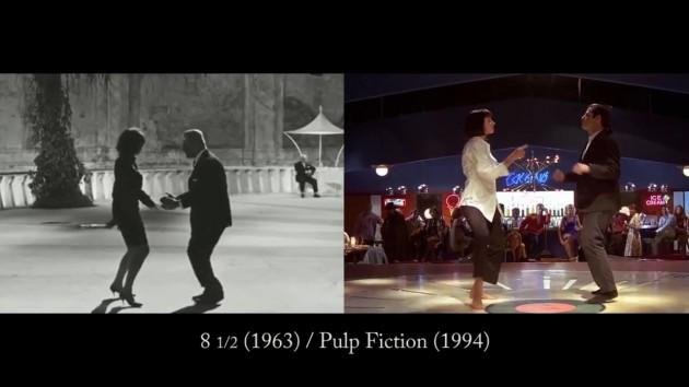 A Split Screen Rundown Of All Of Tarantino's Visual Rip Offs
