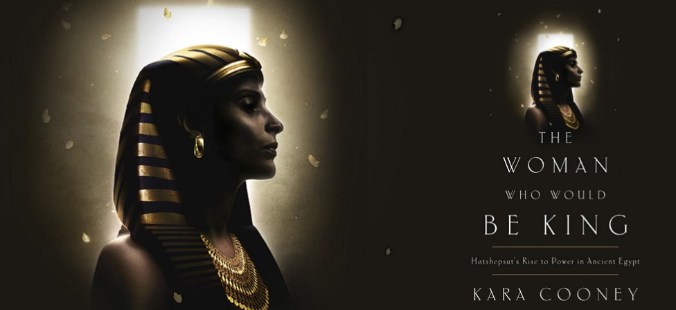"Explore Pharaoh Hatshepsut's Rise to Power in ""The Woman Who Would Be King."""